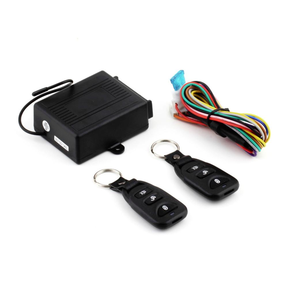 1pcs Lock Locking Keyless Universal Car Remote Central Entry System with Remot
