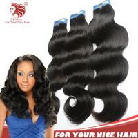 3pcs/lot Brazilian body wave grade 6A virgin hair weave natural black human hair extensions mix length fast DHL free shipping