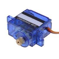 10pcs free shipping DOMAN rc metal gear 9g digital servo