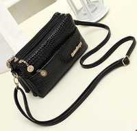 2014 Fashion Cross-body Women Handbag Clutch Bags Crocodile Pattern Women's Summer small Messenger bag