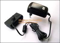 Free Shipping CN-126 CN-160 CN-216 LED Lighting Lamp AC adapter AC2, CN-AC2, Replace NP-F970, F770, F570 Batteries