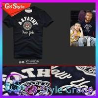 Free shipping Top Quality 2014  European Causal Fashion Men Short Sleeve T Shirt Shirts For Men Tops Fashion Design Brand Shirt