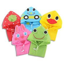 New Kids Rain Coat children Raincoat Rainwear/Rainsuit,Kids Waterproof Animal Raincoat(China (Mainland))