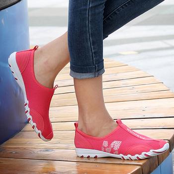 Женщины Sneakers 2014 Summer Lady Sport Running Модный Sneaker Shoes,  Breathable ...