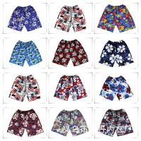 2014 Fashion men's best gift Polyester material leisure surf board shorts beach shorts swim swimwears swimming trunks