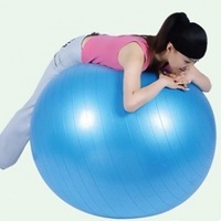 65cm pilates yoga ball health balance exercise trainer pilates bosu fitness gym home exercise sport fitball