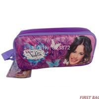 Original Violetta School Pencil Case for Girls Pencil Bag Pen Cases Pencilcase Material Estojo Escolar Free Shipping