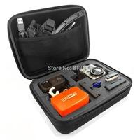 Free Shipping. GoPro Accessory.Gopro Middle Size EVA Full Set Case for Gopro Hero 4/3+/3/2/1. 22cm x 17cm x 7cm