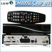 dvb-c hd800se-c digital tv box 800hd se support 300M wifi cable tuner dm800se wifi a8p Enigma2, Linux System Free shipping fedex