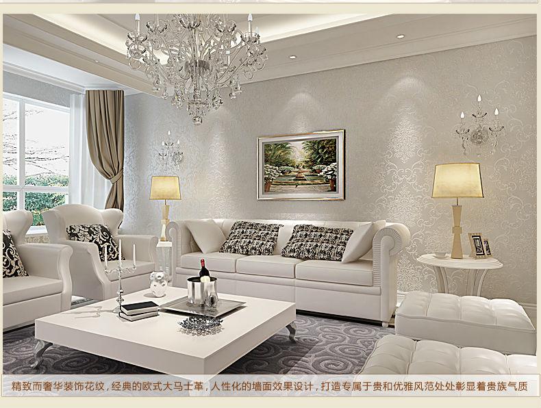 Accentmuur Woonkamer Behang: Bruin behang woonkamer modern on ...