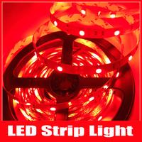 Free Shipping RGB LED Strip 5050SMD 30leds/m 30m/lot LED Light Strip IP22 Non-waterproof White/Warm White/Red/RGB/Yellow/Blue