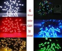 12m 100 LED Solar  light  ,Fairy Light  home & garden,weddings & events,free shipping