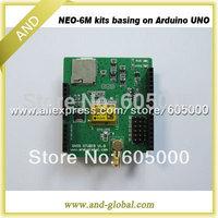 GPS shield for Arduino NEO-6M development kits
