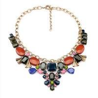 Fashion fashion accessories flower pendant all-match women's necklace pendant necklaces pendants best friend
