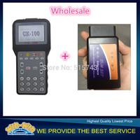 High quality&Multi-languages Optional auto key programmer CK100/SBB CK-100 Programmer + 1pc gift elm327 wifi scanner