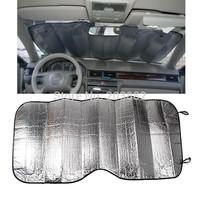 RUICH Free shipping New Car Van Windshield Front Window Visor Cover Sun Shade Reflector Foil Anti-UV
