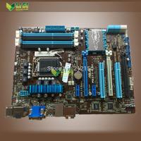 Free shipping 90% new for Asus P8Z77-V LK Desktop Motherboard Socket LGA 1155 DDR3 32GB ATX USB3.0 on sale