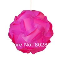 New Design Home DIY  Multi-color Pendant Light Home Decoration Lamp Cover PP material Modern Creative