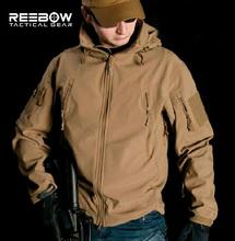 v4 militare soft shell jacket tattico sport all'aria aperta escursioni caccia army swat formazione impermeabile tuta sportiva del cappotto abbigliamento(China (Mainland))