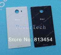 Genuine Battery Door Cover Back Housing For iNew V3 Cell Phone Black/White