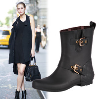 fashion personality new 2013  boots rainboots martin women boots