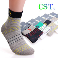 HJC POLO Paul socks five points for boutique wholesale men's cotton socks in the spring of 2014 the new 10pcs=5 pairs
