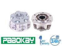 For MITSUBISHI  Pajero Triton L200 4x4 Montero 1990-2000 Free locking hubs B011 MD886389 + Material: Zinc alloy