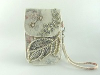 Free shipping women's purse Cell Phone Protective Pouch Handbag    14*9 cm