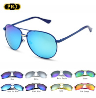Aluminum Magnesium Alloy Men Sunglasses Polarized Lens Driver Mirror Glasses Male Fishing Outdoor Sports Eyewears RE6501