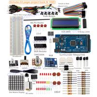 New SunFounder Lab Mega 2560 Project Super Starter Kit For Arduino UNO R3 Nano