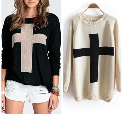 Г©pais pull en tricot 4