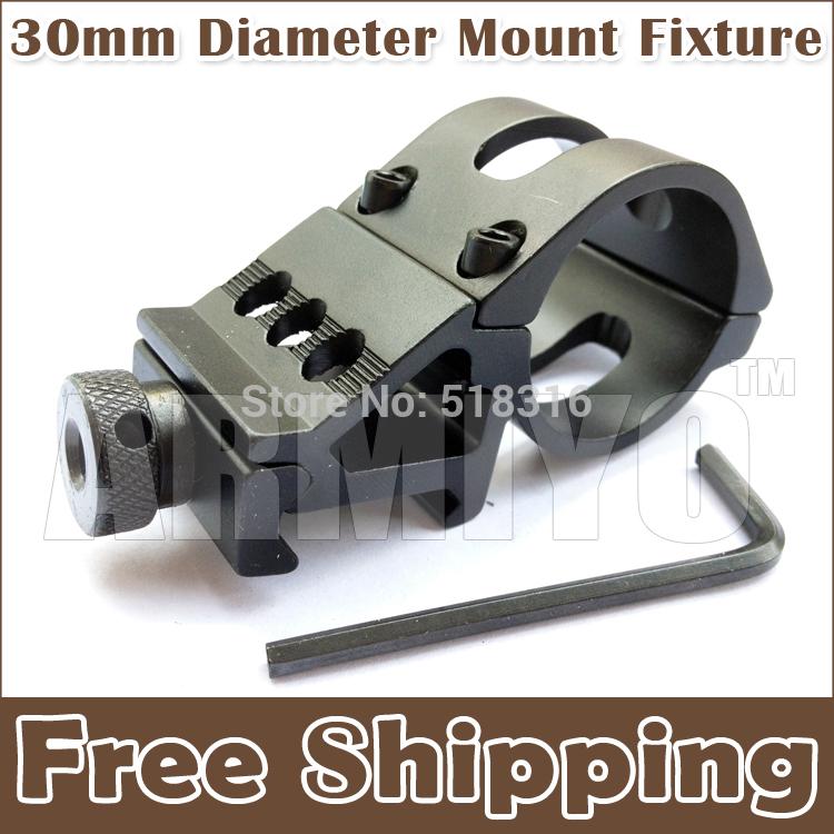 Установка оптического прицела Armiyo 30 45 20 30mm