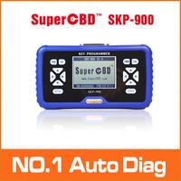 Lifetime free update online 2014 Original SuperOBD SKP-900 Hand-held OBD2 Auto Key Programmer SKP900 V2.6,DHL,EMS Free Shipping