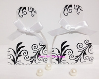 FREE SHIPPING--New Wedding Bride Dress Boxes,Wedding Shower Gift Box, Candy Boxes (JCO-315B)