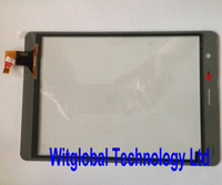 "Free Film + Original New 7.85"" Explay sQuad 7.82 3G Tablet touch screen panel Digitizer Glass Sensor with Frame Free Shipping"
