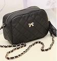 Hot Casual 2015  arrive Ms. packet chain shoulder Messenger Bag women Leather handbags
