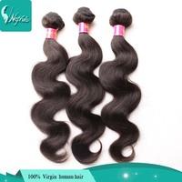 Brazilian virgin body wave hair extensions 3pcs lot Brazilian body wave weave cheap 6a Brazillian human remy hair bundles