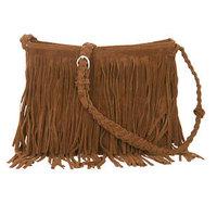 2014 new arrival women tassel  messenger bag bolsa vintage leather handbags designer tassel shoulder bag Suede Fringe