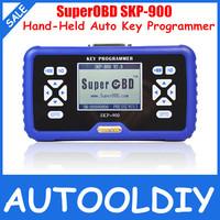 2014 New Arrival Hand-Held SuperOBD SKP-900 SKP900 Auto Key Programmer V2.6 SKP-900 No Need Tokens for many cars Free Shipping