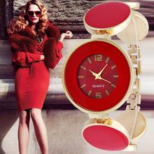 Dropshipping 2014 bracelet fashion casual clock women dress watches gifts for women wristwatch ladies relojes relogios femininos(China (Mainland))