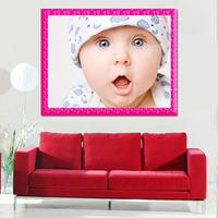 Diy diamond painting cross stitch diamond resin square drill baby rhinestone pasted painting  free shipping
