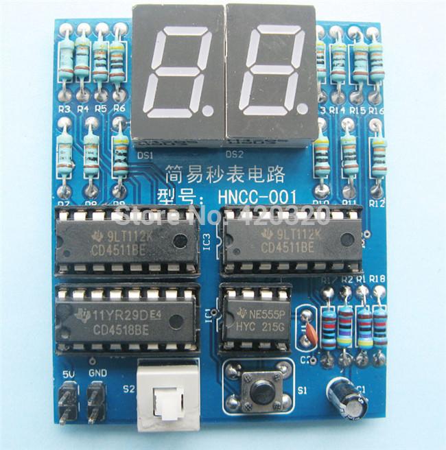 Электронный Simple секундомер