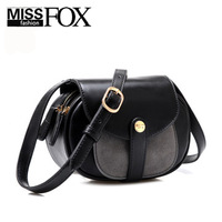 2014 New Designers Brand Leather Handbags Fashion Star mini Casual Shoulder Bag Double Zipper Women Messenger Bags Free Shipping