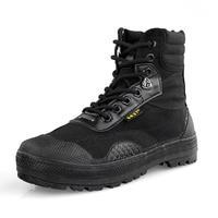 High top shoes combat shoes for assault commando desert camouflage shoes training shoes