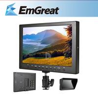 "Feelworld  HD 10.1"" IPS HD LCD DSLR Camera Monitor Viewfinder HD-SDI HDMI 1280x800 Remote Controller LCD Monitor P0011165 Free"