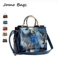 Fashion women's handbag 2014 new  trend japanned leather patent leather bag claretred women's ol bags handbag messenger bag z696