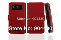 Free ship! 1pc for HTC Desire 400 Book flip slim Genuine Leather case