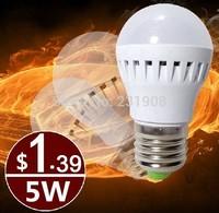 High brightness LED Bulb Lamp E27 E14 B22 2835SMD 3W 5W 7W 9W 12W 15W AC220V 230V 240V Cold white/warm white Free shipping