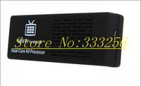 Free shipping  MK808B RK3066 1GB/8GB Bluetooth Dual - Core Android 4.2  Mini PC smart tv box Dongle Google TV HDMI  Player