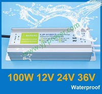 power supply 230v 12v 100w waterproof,ROHS,CE,IP67,Fedex/DHL free shipping,10pcs/lot